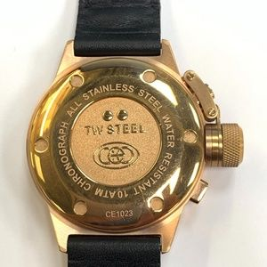 TW Steel Accessories - TW Steel Men's CEO Canteen Watch